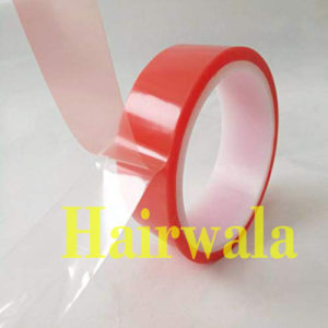 Red transparent tape in ahmedabad
