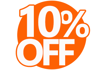 10% Off On Your Existing Patch, Offer Only For New Customers.